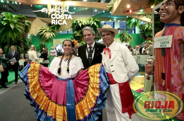 Costa Rica wins award for best stand of the tourism fair in Berlin