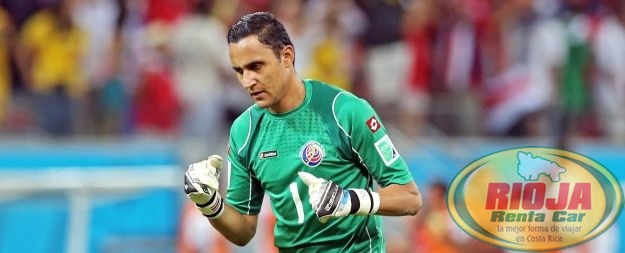 Keylor Navas attract tourists from Spain to Costa Rica