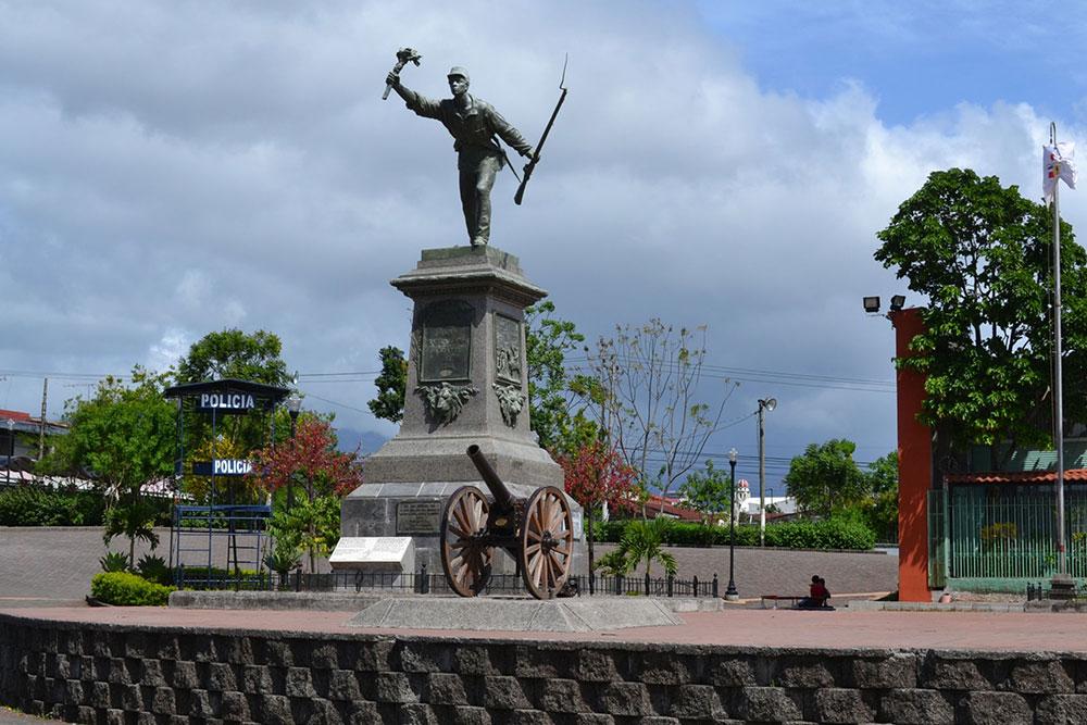 Monumentos históricos de Costa Rica