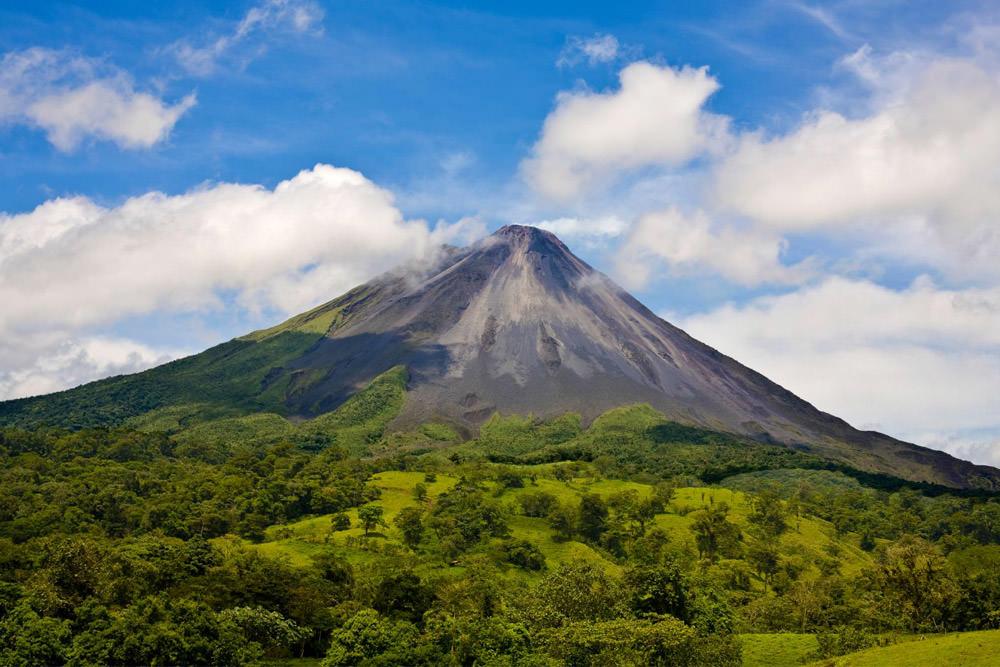 Montañas y Volcanes