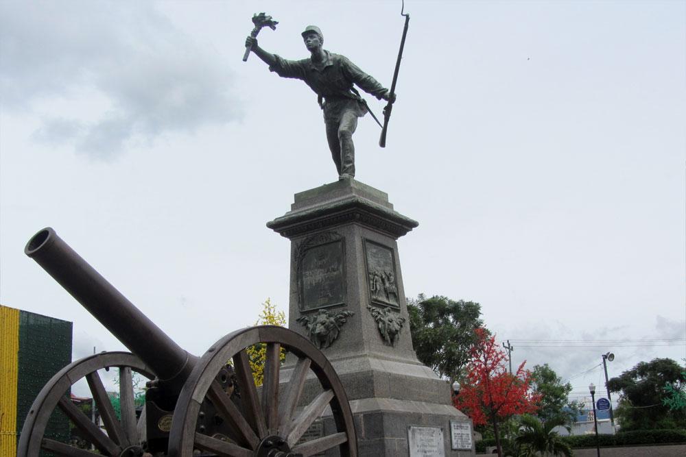 Monumento a Juan Santamaria