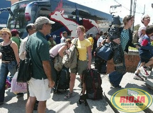 Costa Rica expected increase in tourists for 2009
