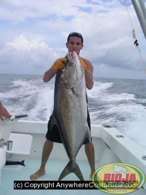 Pesca deportiva y Vacaciones en Costa Rica