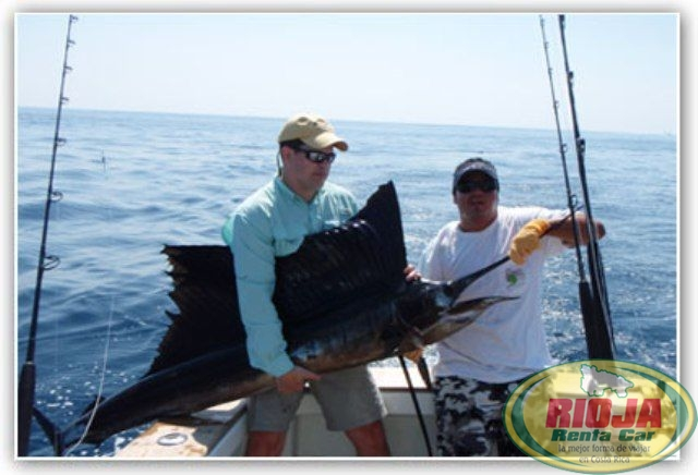 Pesca Deportiva en Costa Rica,la mejor
