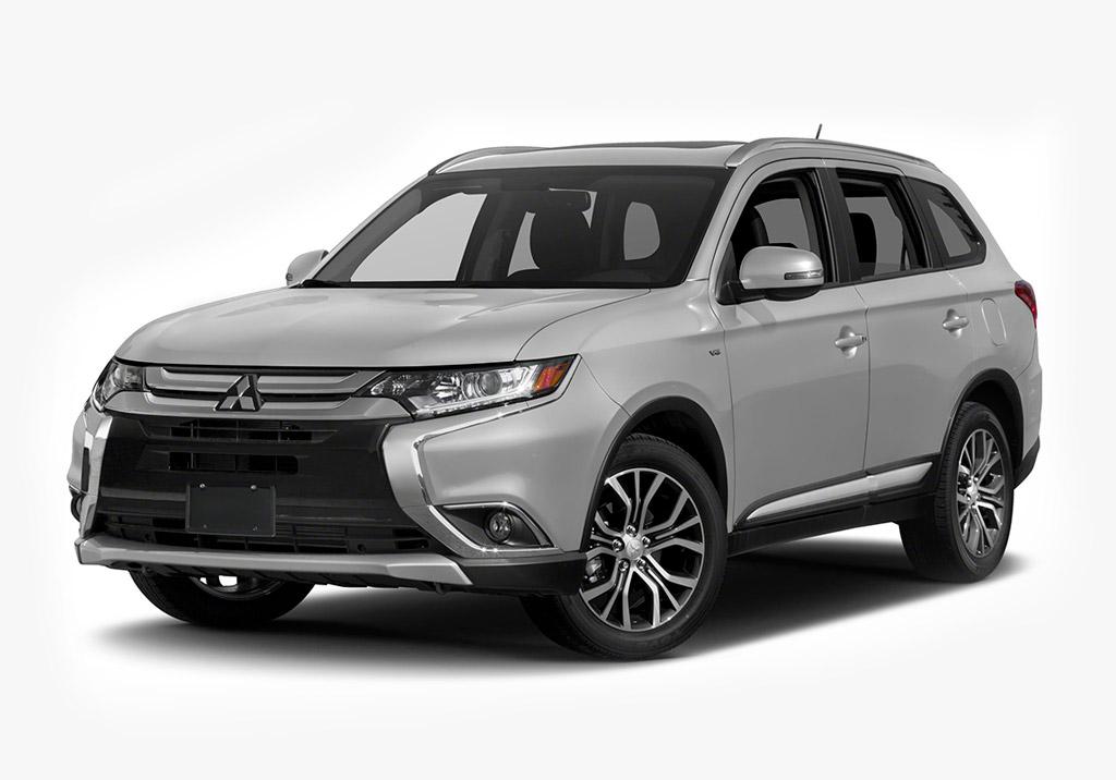 Car Rental With Car Seat >> Mitsubishi Outlander - Car Rental in Costa Rica
