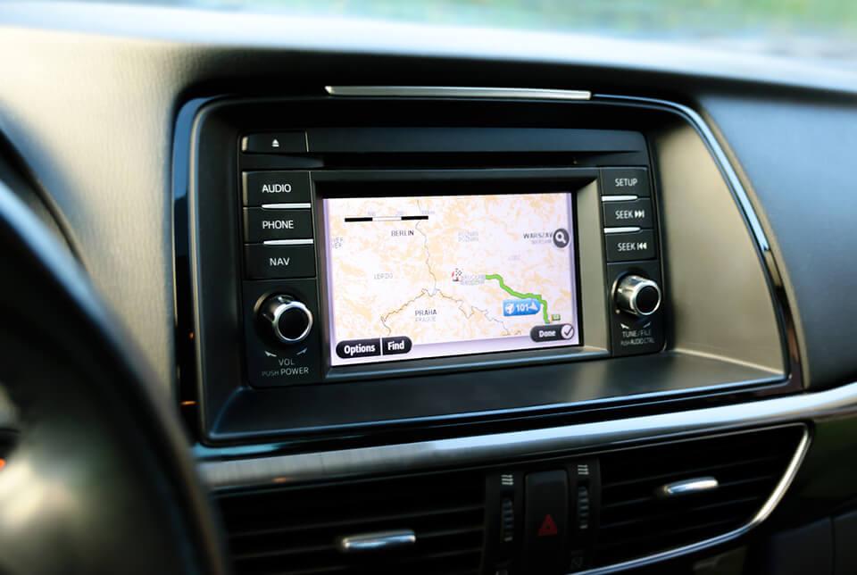 Alquiler de carros con GPS en Costa Rica