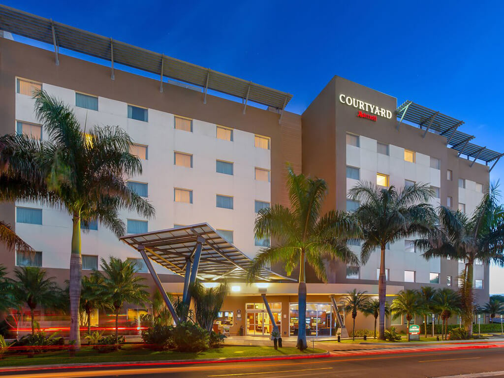 Courtyard by Marriott San Jose Airport Alajuela Hotel
